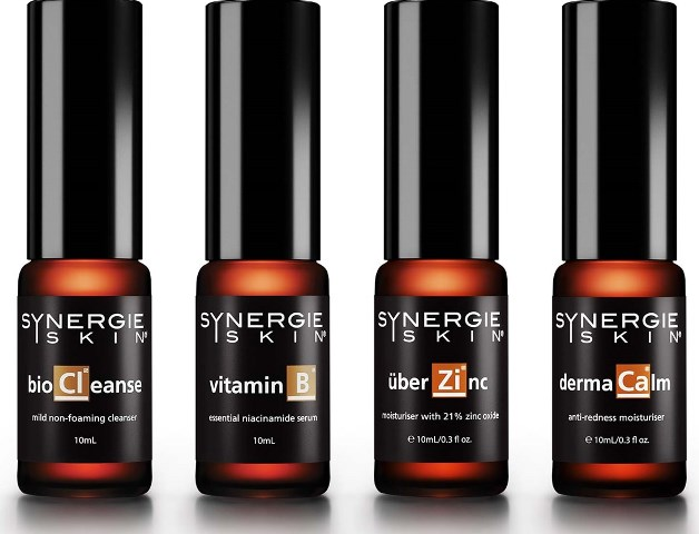 Synergie Skin Anti-Redness Kit