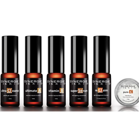 Synergie Skin Ultimate Anti-Ageing Kit