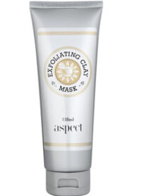aspect gold exfoliating clay mask