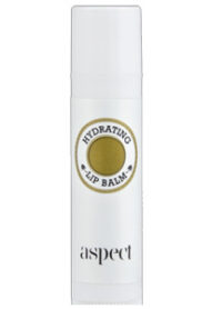 aspect gold hydrating lip balm