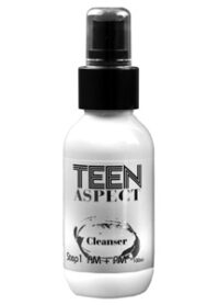 aspect gold teen cleanser