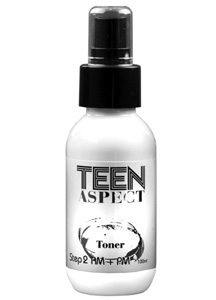 aspect gold teen toner